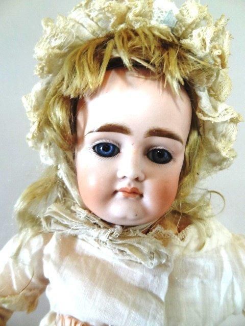 Kestner X Bisque Doll - 2