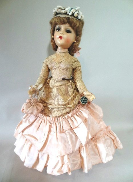 Madame Alexander Tagged Portrait Doll