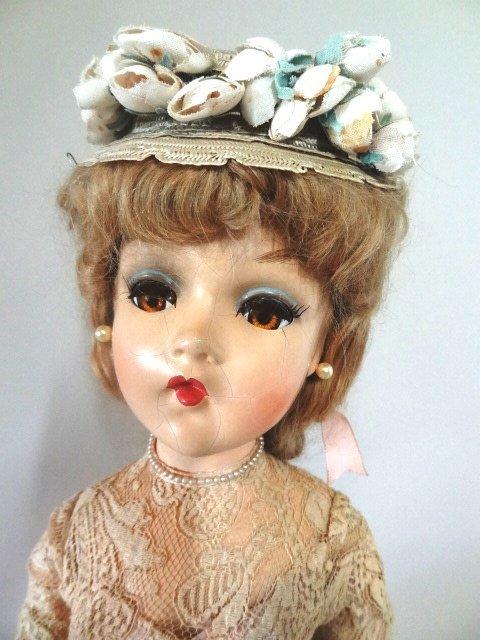 Madame Alexander Tagged Portrait Doll - 2