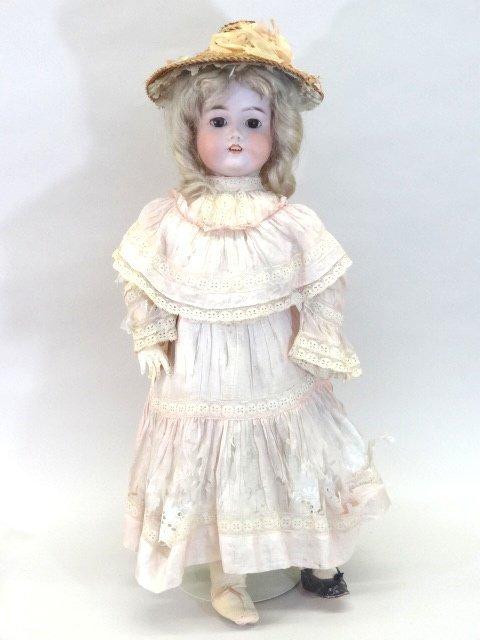 CM Bergman S&H Doll