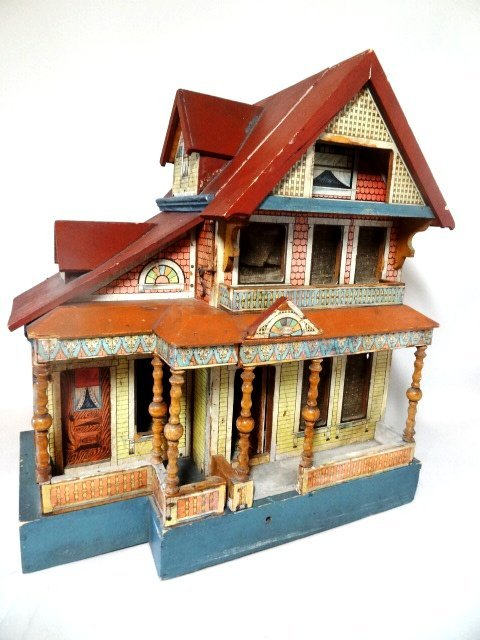 Bliss Seaside Cottage Dollhouse