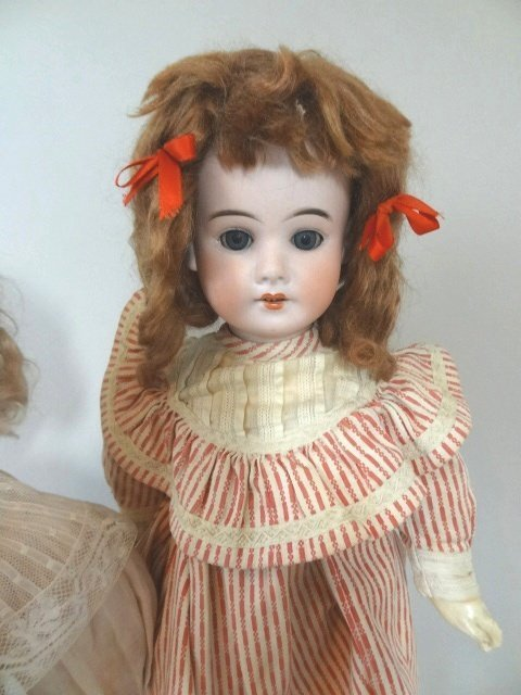 C.M. Bergmann and Schoenhau & Hoffmeister Dolls - 3