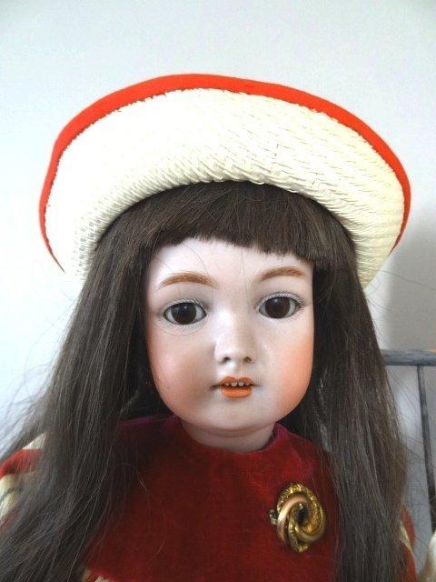 Simon and Halbig Baby and C.M. Bergmenn Doll - 2
