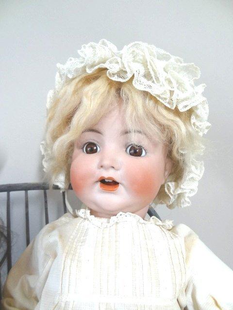 Simon and Halbig Baby and C.M. Bergmenn Doll - 3