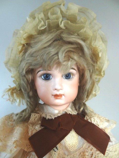 Tete Jumeau Doll - 2