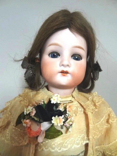 Two Bisque Head Dolls - 3