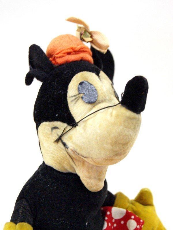 Vintage Steiff Minnie Mouse