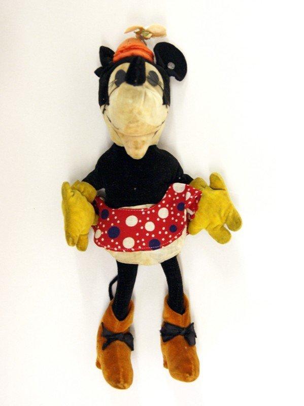 Vintage Steiff Minnie Mouse - 2
