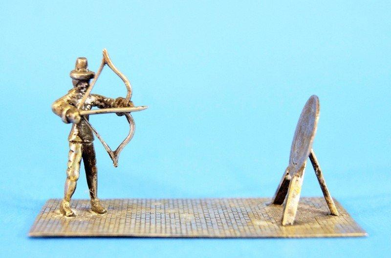 Five Dutch Silver Miniatures - 2