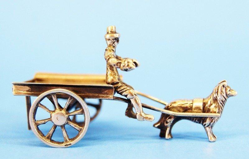 Six Dutch Silver Miniatures - 3