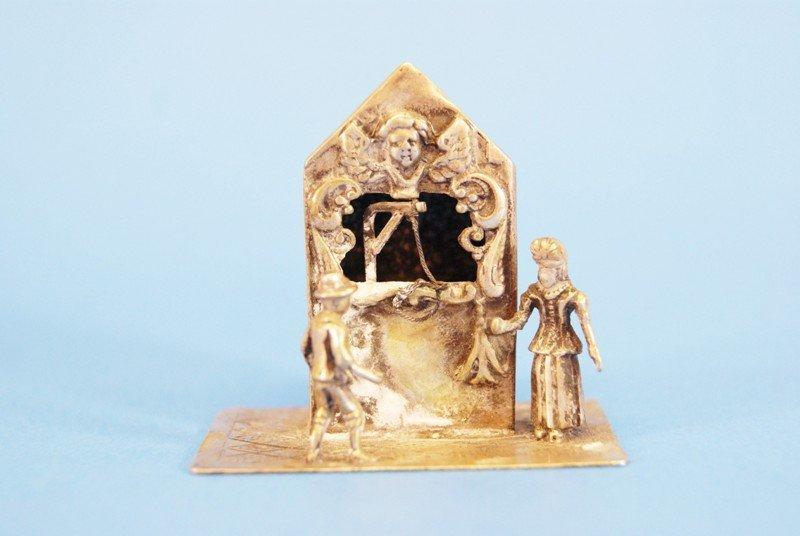 Six Dutch Silver Miniatures - 5