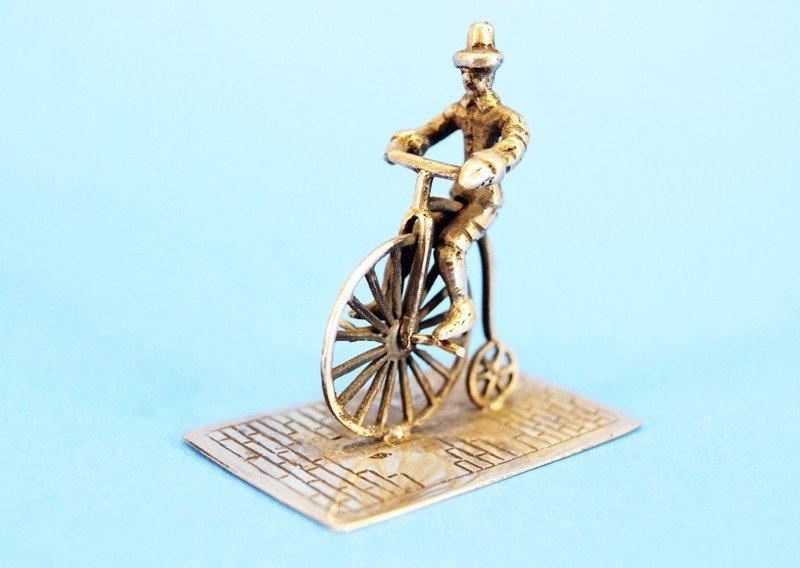 Six Dutch Silver Miniatures - 6