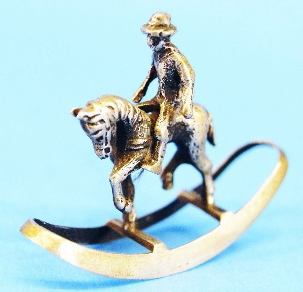 Dutch Silver and Silver Plate Miniatures - 6
