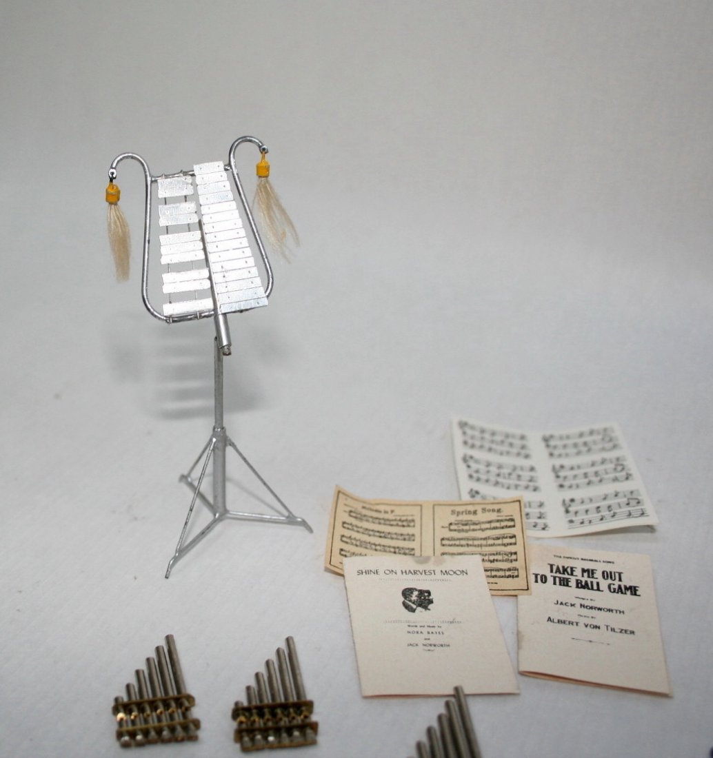 Frank Matter Glockenspiel - 2