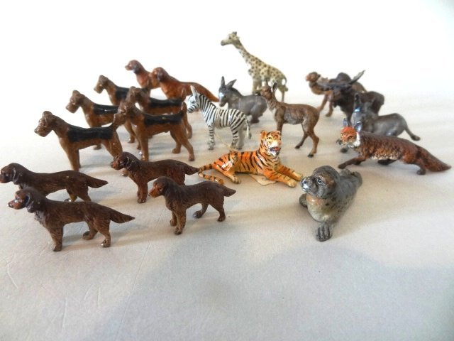 Miniature Vienna Bronze Animals and Others