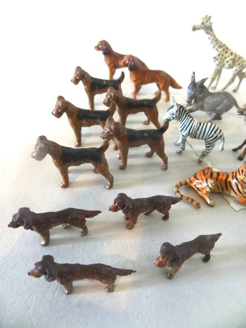 Miniature Vienna Bronze Animals and Others - 2
