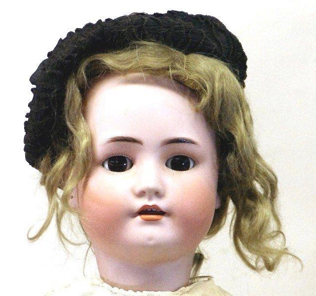 Two German Dolls – AM and Handwerck - 2