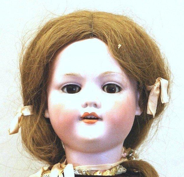 Two German Dolls – AM and Handwerck - 3