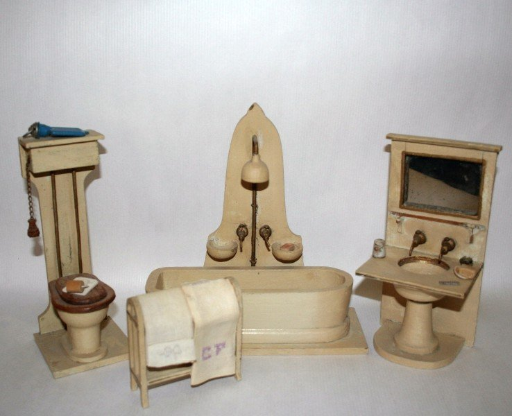 Vintage Gottschalk Bathroom