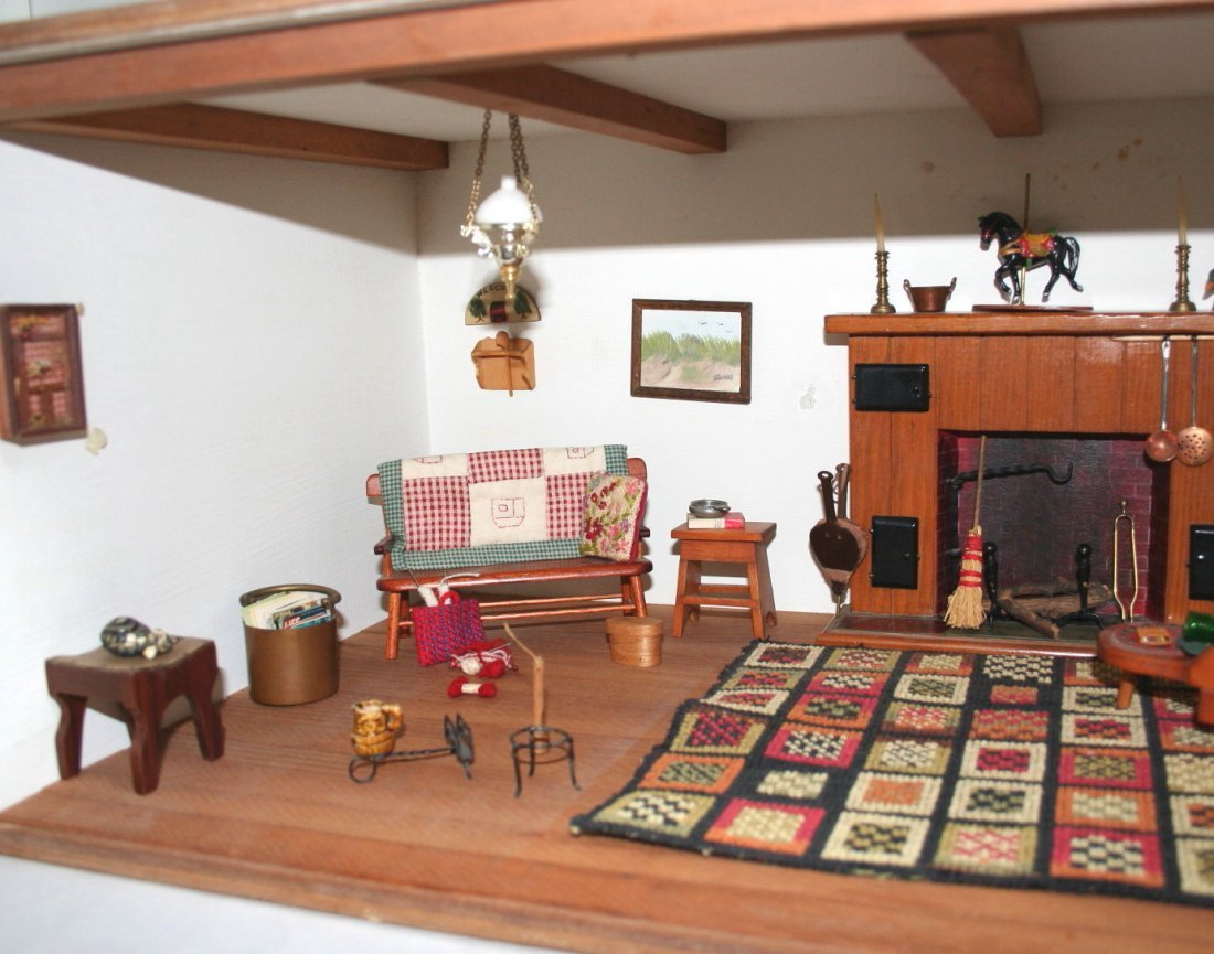 Country Keeping Room - 2