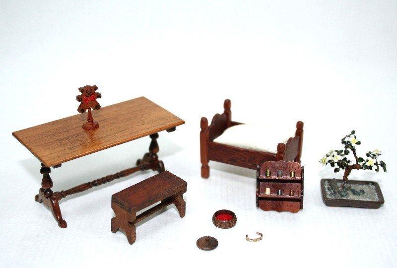 Gary Hadlock Tiny Miniatures