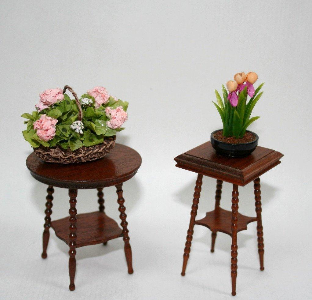 Pair of Gerald Crawford Tables