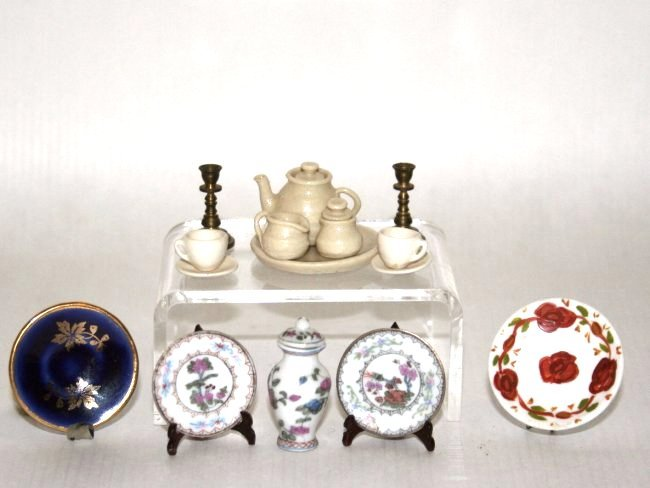 Artisan Tea Set and Others