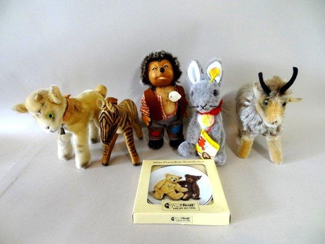 Steiff Animals