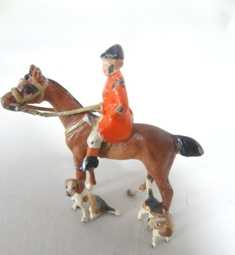Vienna Bronze Hunt and Race Figures Joseph Gray - 3