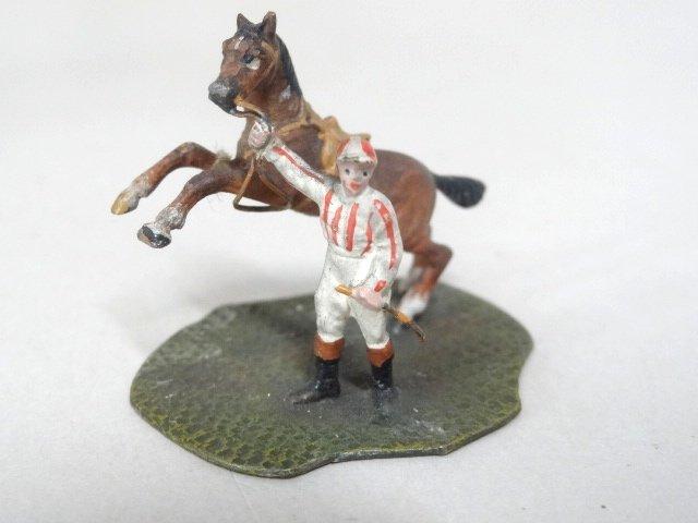Vienna Bronze Hunt and Race Figures Joseph Gray - 6