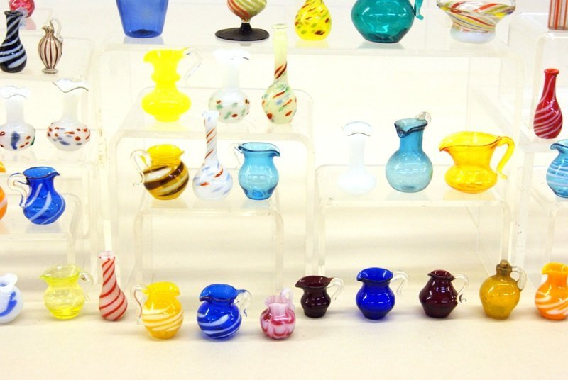 Dollhouse Miniature Glass Collection - 3