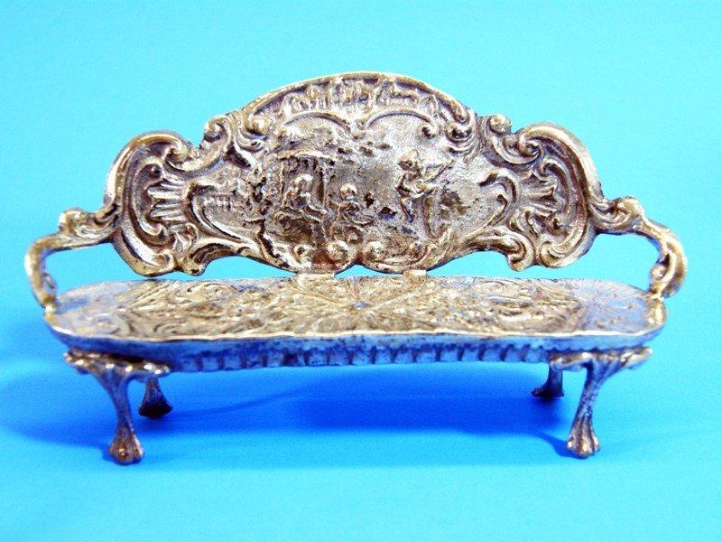European Silver Miniatures - 3