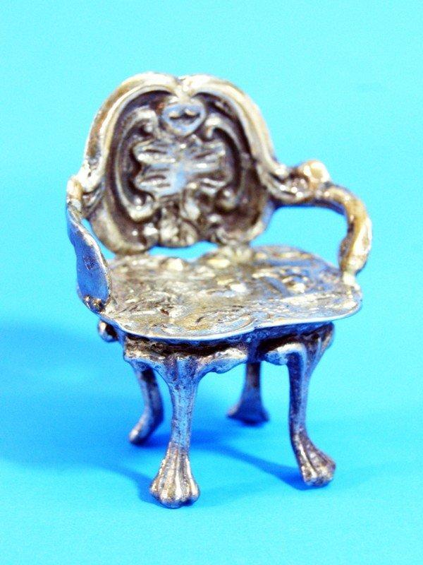 European Silver Miniatures - 4
