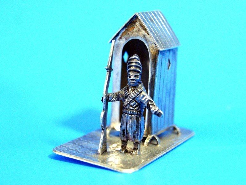 European Silver Miniatures - 7