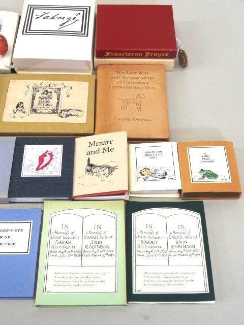 Lot of Miniature Books - 4