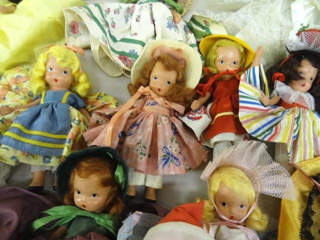 Storybook Doll Collection & Rare Alexander  Riding Hood - 3