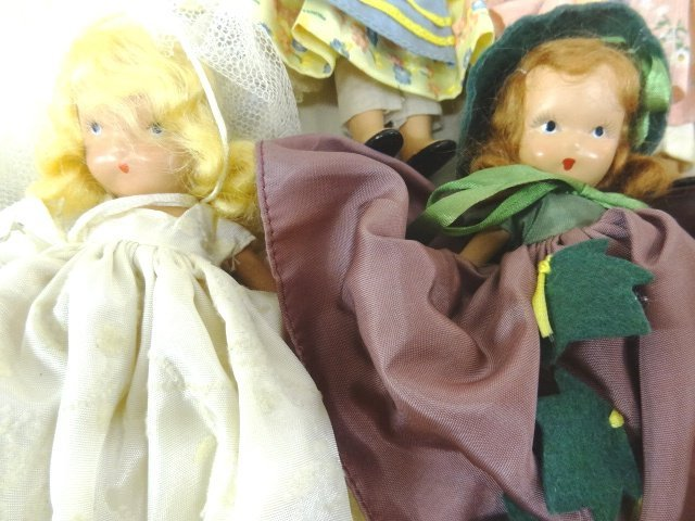 Storybook Doll Collection & Rare Alexander  Riding Hood - 4