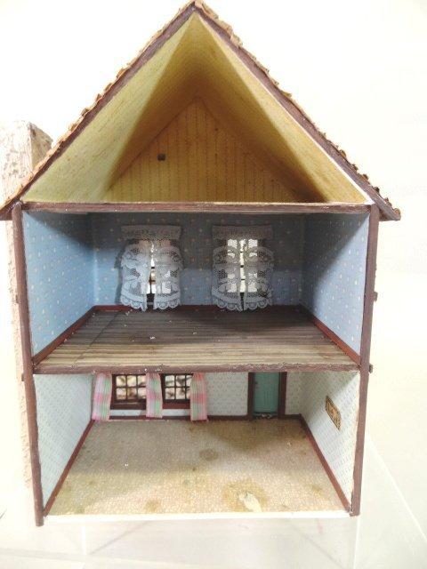 Three Half-Inch Scale Dollhouses - 3
