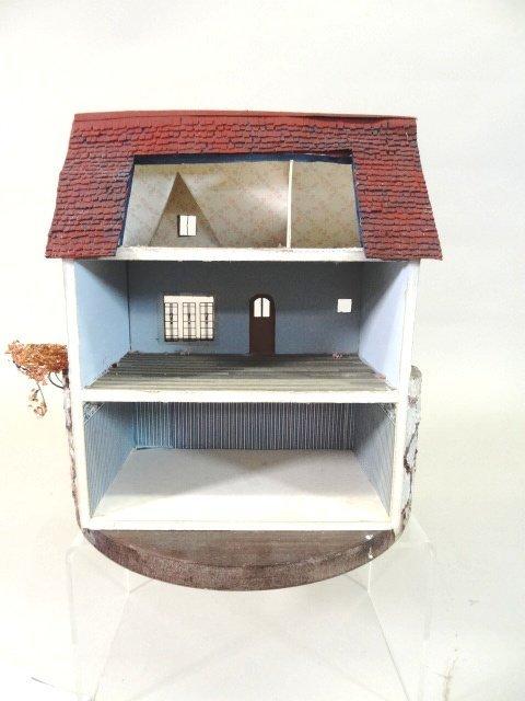 Three Half-Inch Scale Dollhouses - 4