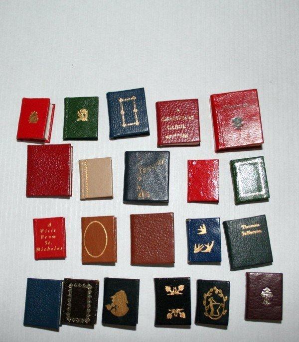 Borrowers Press Leather-bound Books