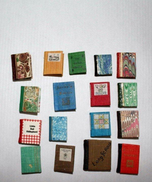 Borrowers Press Hardcover Books