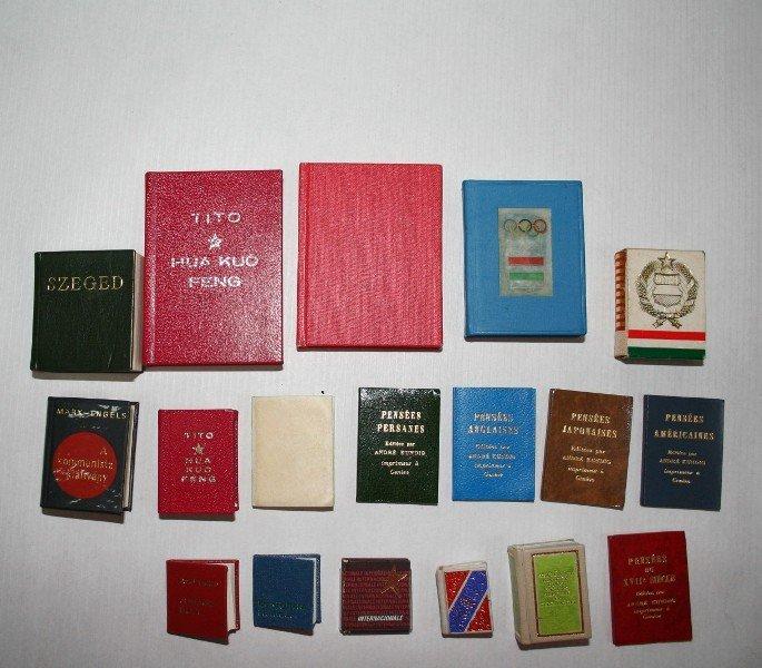 Foreign Language Miniature Books