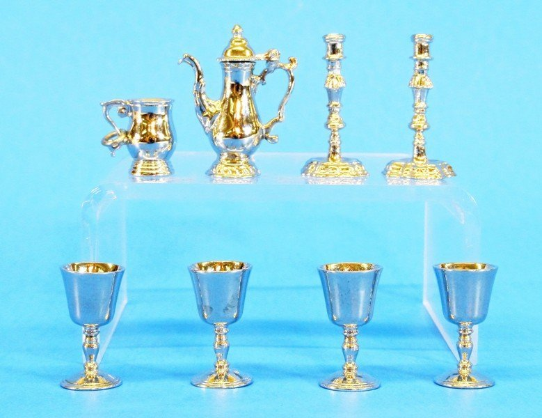 Group I.C. Miniature Silver