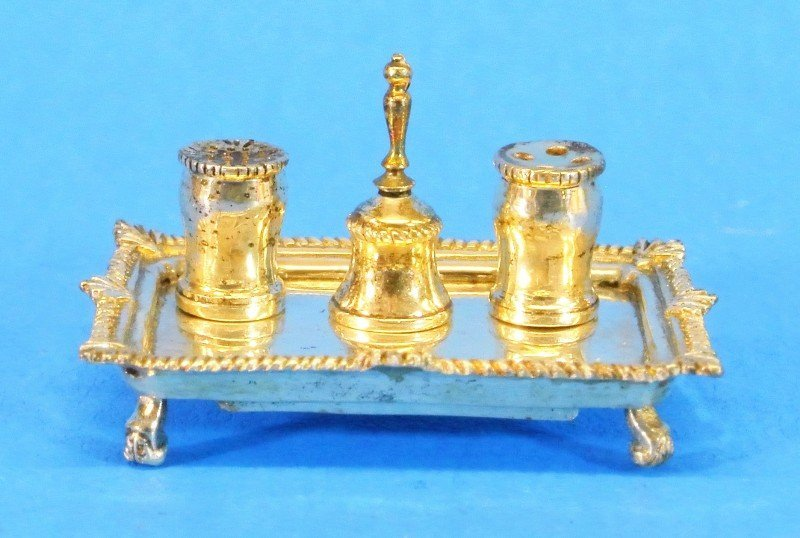 Acquisto Silver Miniature Candle Sticks and Others - 2