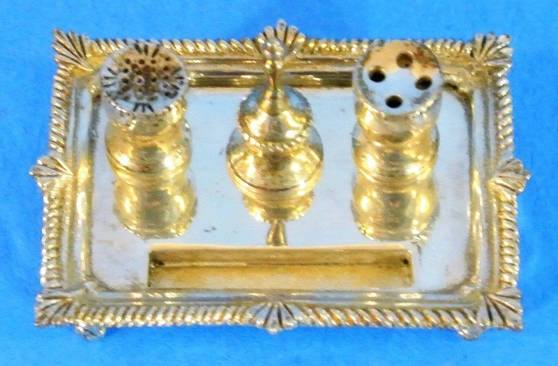 Acquisto Silver Miniature Candle Sticks and Others - 3