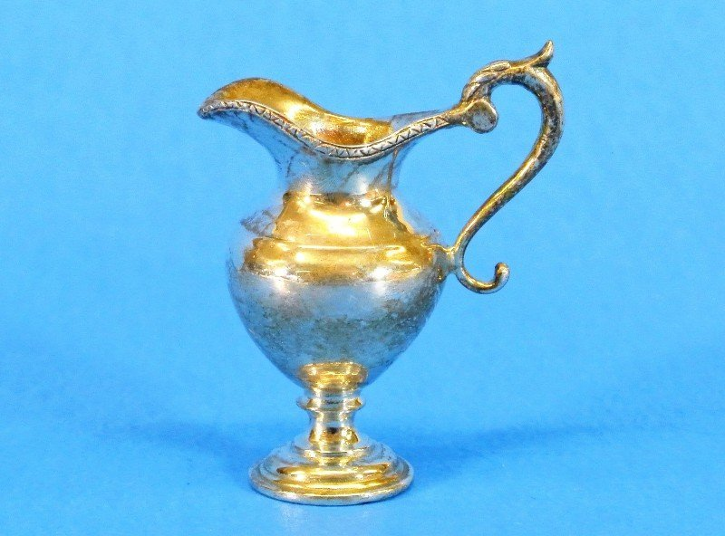 Acquisto Silver Miniature Candle Sticks and Others - 5