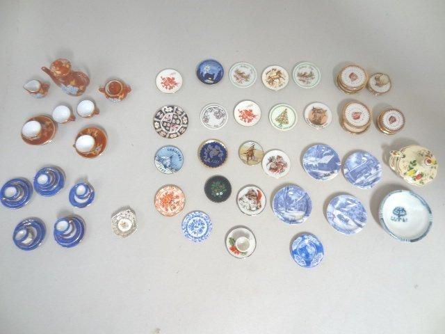Dollhouse Miniature Porcelain Collection   one Jean