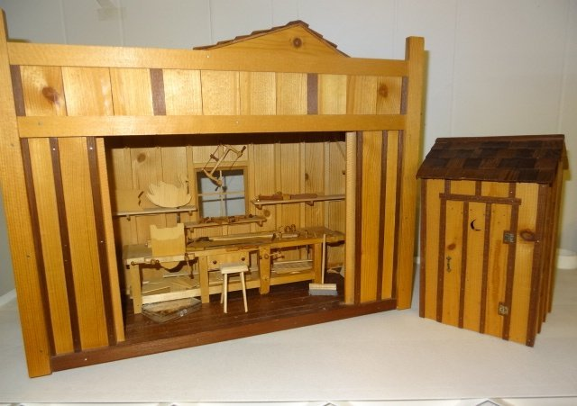 Artisian Wood Workshhop & Tools