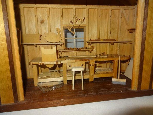 Artisian Wood Workshhop & Tools - 2