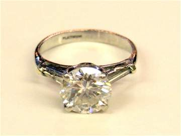 3 Ct. Diamond Ring